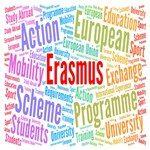 Erasmus محاضرة حول مشاريع