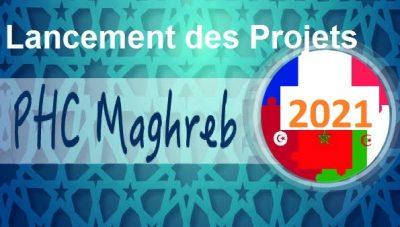 مشاريع 2021 PHC Maghreb
