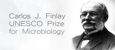 جائزة اليونسكو كارلوس فينلي لعلم الأحياء الدقيقة 2020