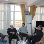 رئيس الجامعة يهنئ أعضاء المجمع الجزائري للغة الأمازيغية