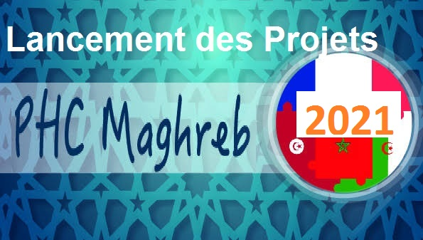 Projets PHC Maghreb 2021