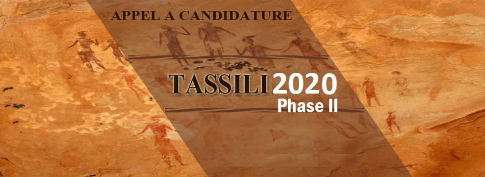 Aappel à projet PHC-Tassili 2020 phase II